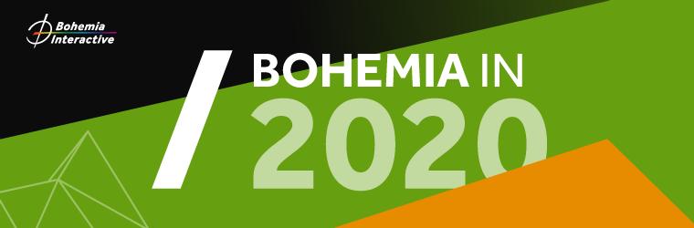 Bohemia Interactive uveřejnila výsledky za rok 2020 Bohemia 2020 header