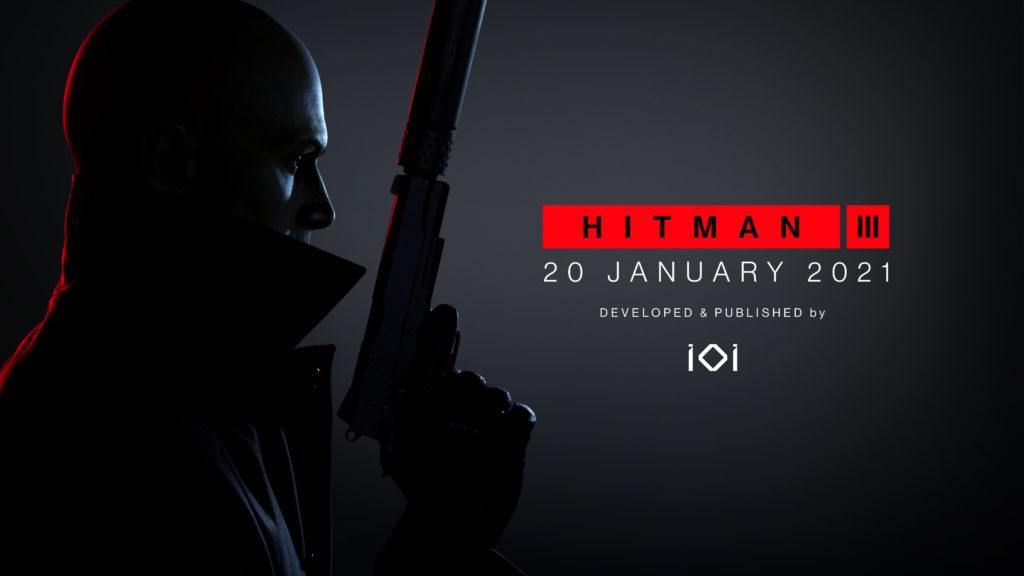 Aktualizováno: Hitman 3 a přenos úrovní z předchozích dílů Hitman 3