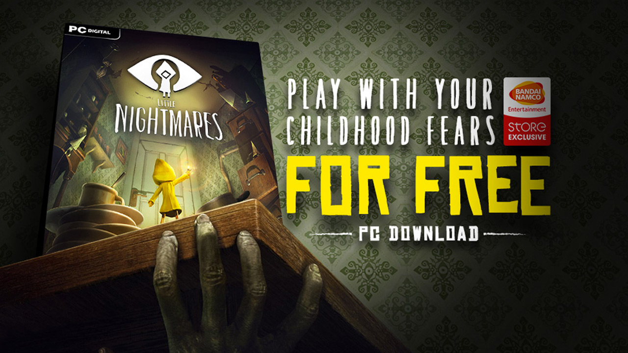 Vyzvedněte si Little Nightmares zdarma Little Nightmares