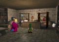 Hráli jste? The Legend of Zelda: Ocarina of Time Medicine Shop Hyrule Castle Town