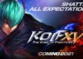 Přehled novinek z Japonska z 1. týdne The King of Fighters XV 2021 01 07 21 007