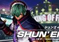 Přehled novinek z Japonska z 2. týdne The King of Fighters XV 2021 01 13 21 001