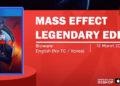 Dva obchody uveřejnily možné datum vydání Mass Effect Legendary Edition Zing MELE2