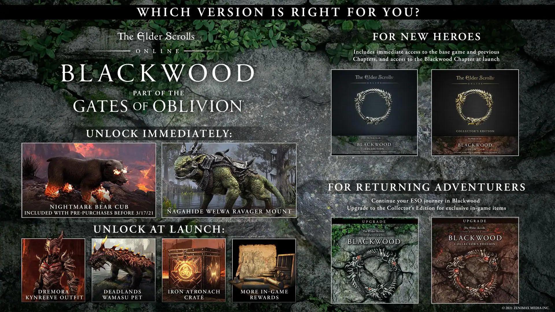 Blíže představeno The Elder Scrolls Online: Gates of Oblivion f57554793bb89a08d1b22227e2386baa