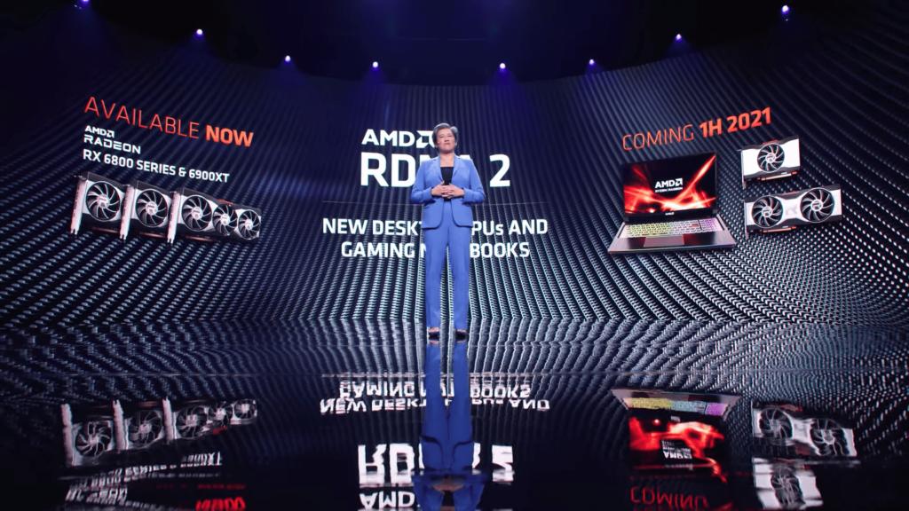 AMD na CES představilo nové procesory pro notebooky rdna min