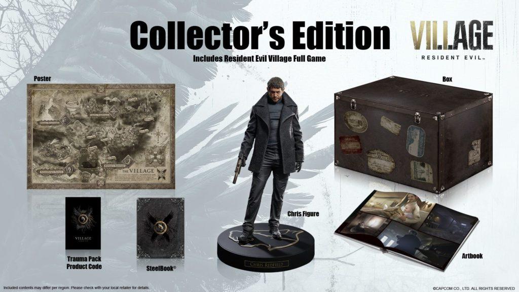 Resident Evil: Village - termín, platformy, sběratelka, demo re8ce