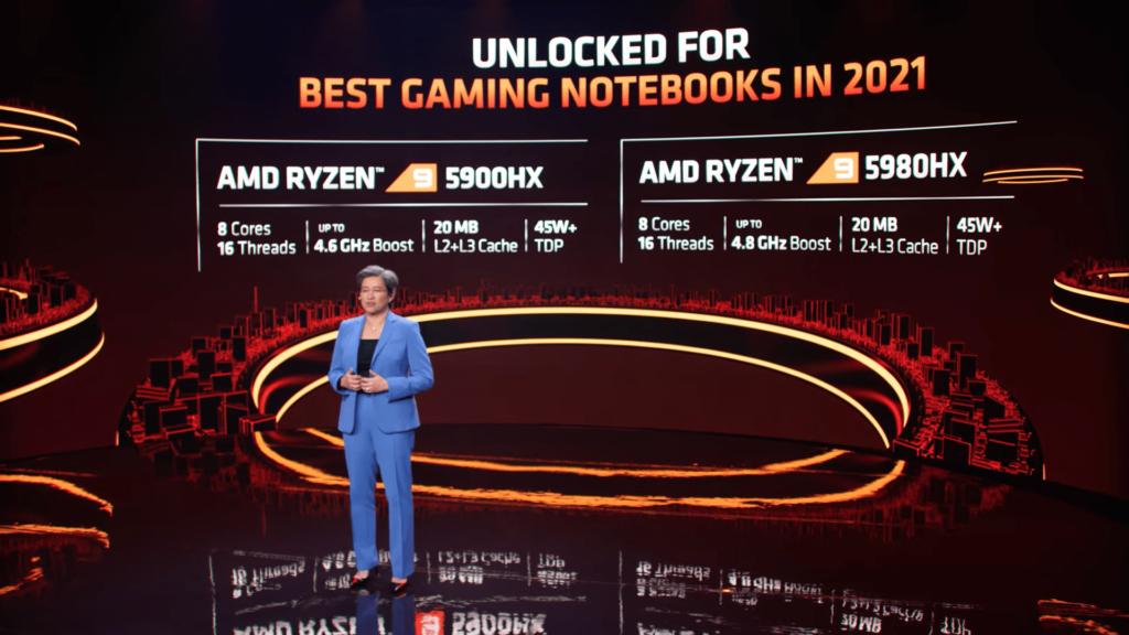 AMD na CES představilo nové procesory pro notebooky ryzen min