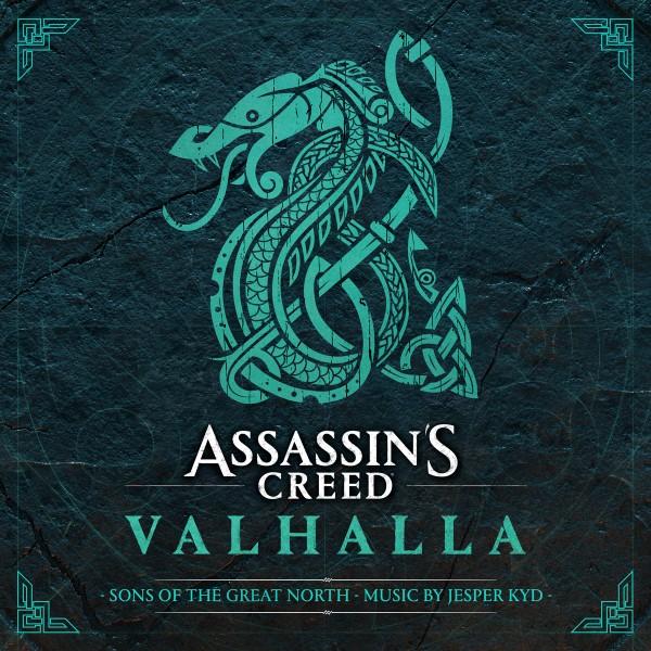 Brzy dorazí dva nové soundtracky pro AC Valhalla sons of the great north 1200