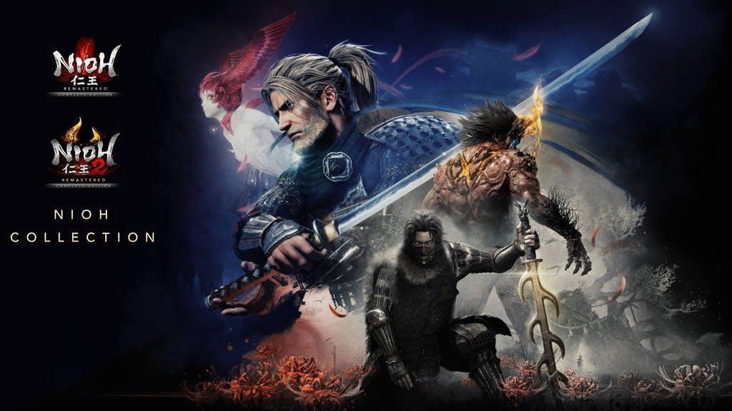 Dnes vychází Nioh 2 pro PC a remaster pro PS5 Collection