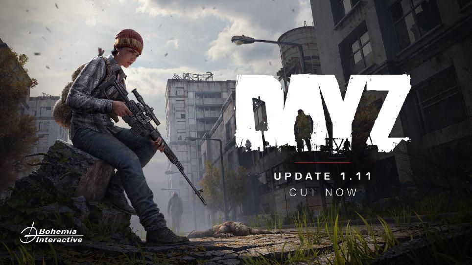 Do DayZ vyšla nová aktualizace DayZ