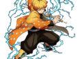 Přehled novinek z Japonska 8. týdne Demon Slayer Kimetsu no Yaiba Hinokami Keppuutan 2021 02 21 21 001