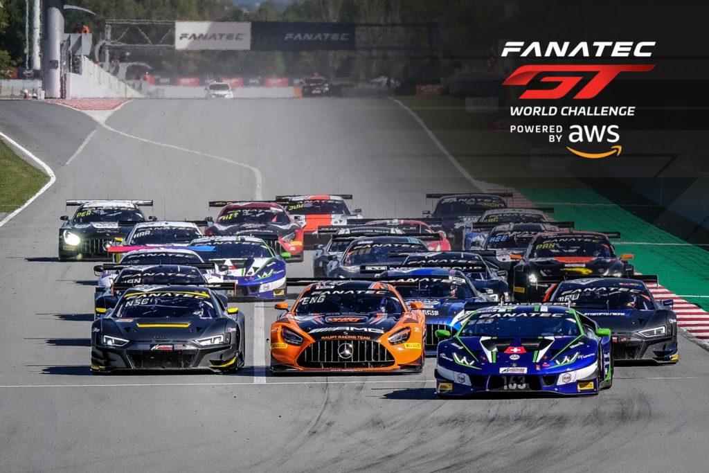 British GT DLC přináší 3 tratě Fanatec GT World Challenge Powered by AWS