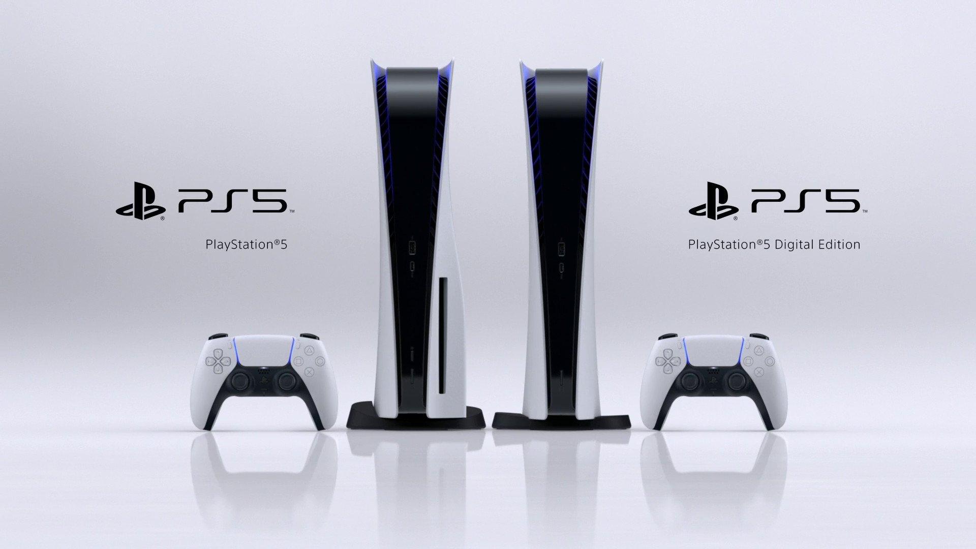 Sony v roce 2020 prodala 4,5 miliónů konzolí PlayStation 5 PS 5