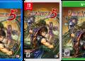 Přehled novinek z Japonska 8. týdne Samurai Warriors 5 2021 02 25 21 021