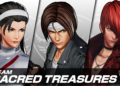 Přehled novinek z Japonska 8. týdne The King of Fighters XV 2021 02 21 21 008