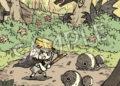 Přehled novinek z Japonska 8. týdne The Wicked King and the Noble Hero 2021 02 25 21 031