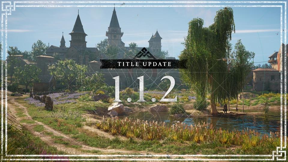 Do Assassin's Creed Valhalla dnes vyjde nový update Update