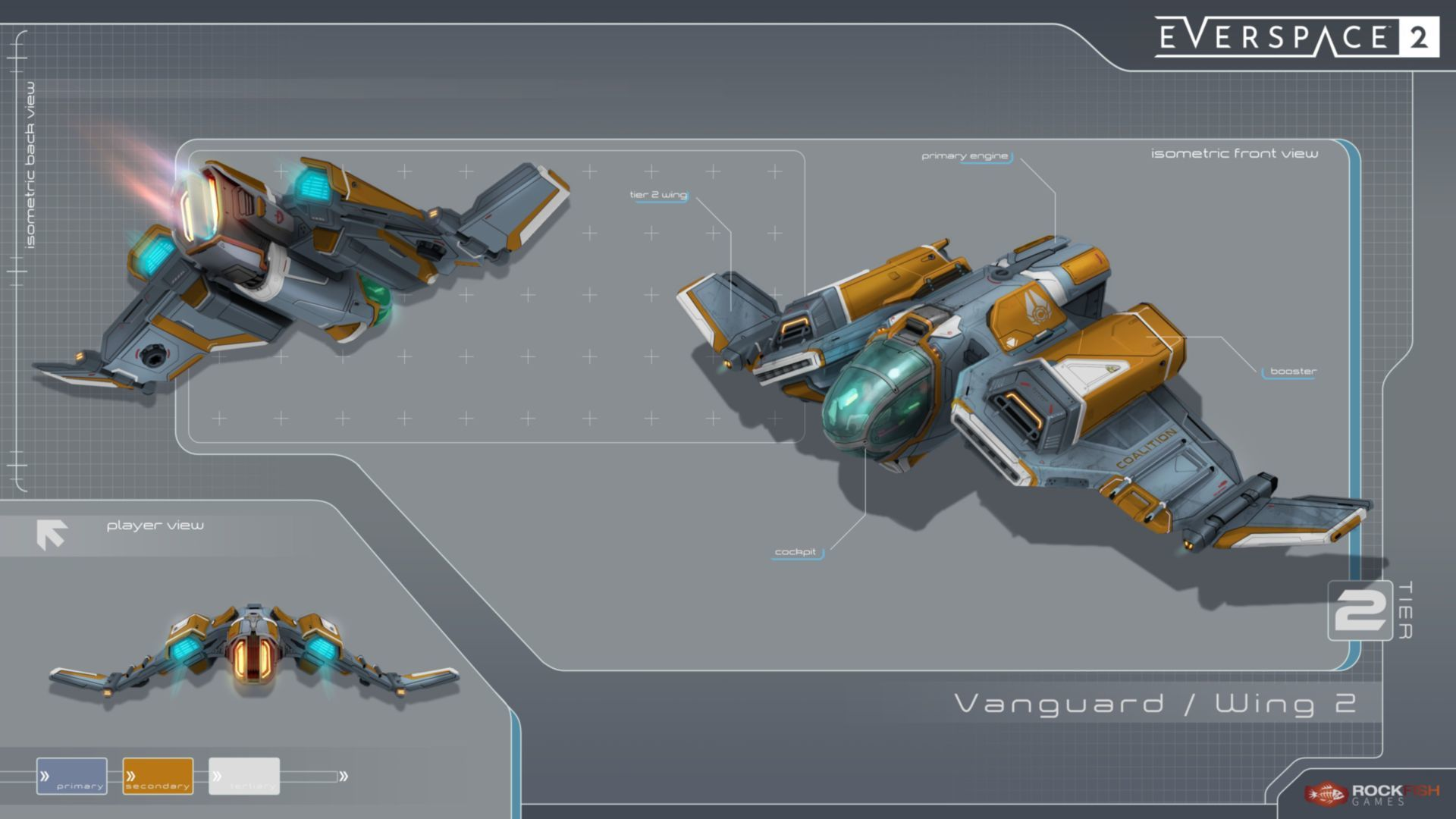 Everspace 2 představuje plán chystaných aktualizací Vanguard