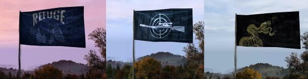 Do DayZ vyšla nová aktualizace Vlajky