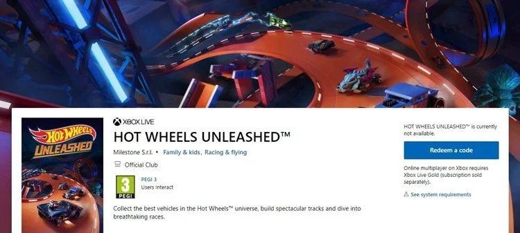 Únik prozradil závody Hot Wheels Unleashed hot