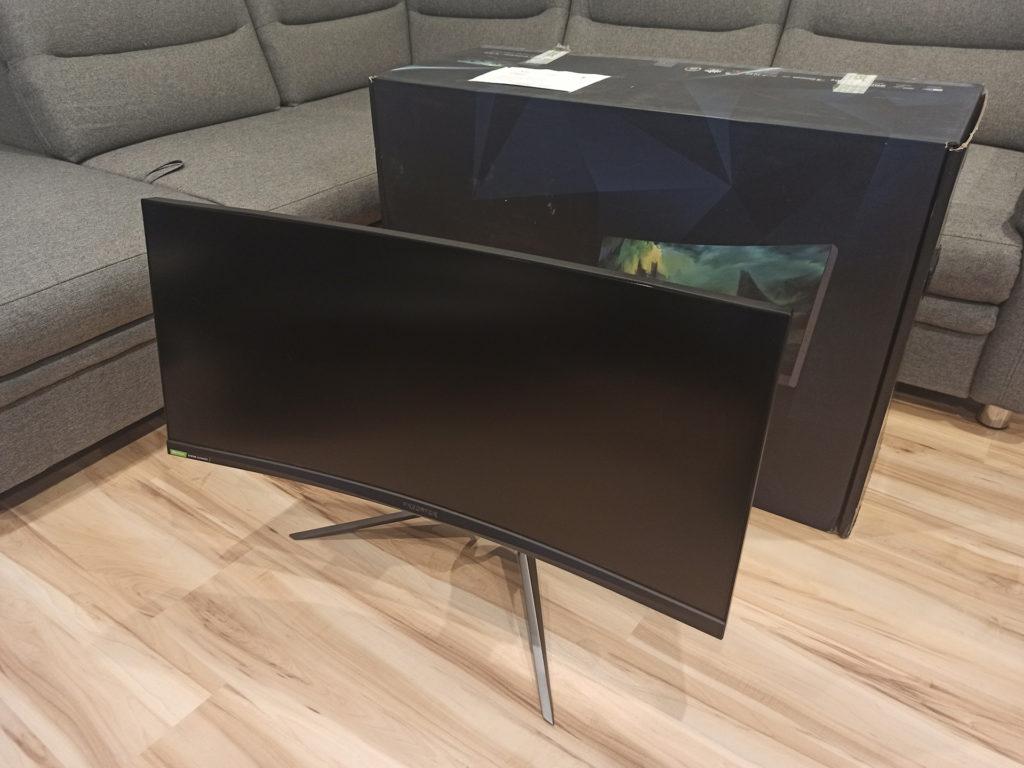 Acer Predator X35 – prémiový monitor za prémiovou cenu ilustrace1 acer predator x35