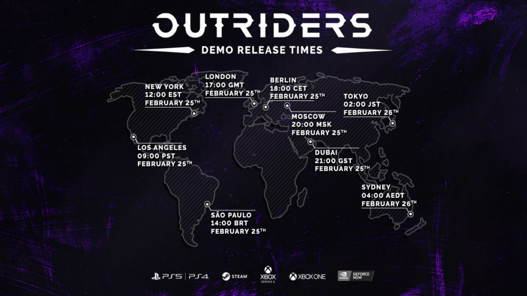 Demo Outriders již můžete stahovat outriders demo