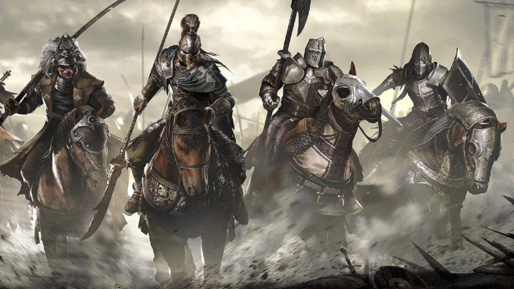Do Conqueror's Blade dorazí Ragnarok Conqueres Blade