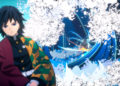 Přehled novinek z Japonska 9. týdne Demon Slayer Kimetsu no Yaiba Hinokami Keppuutan 2020 02 28 21 004