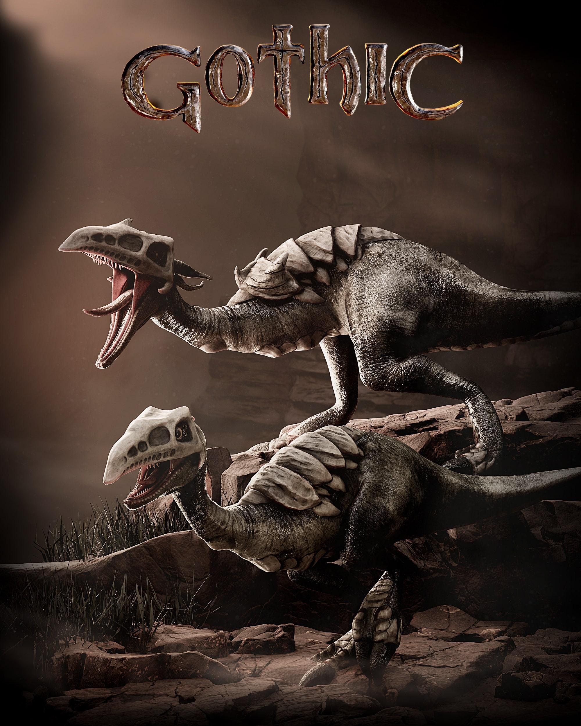 Předělávka prvního Gothica obrazem Gothic min