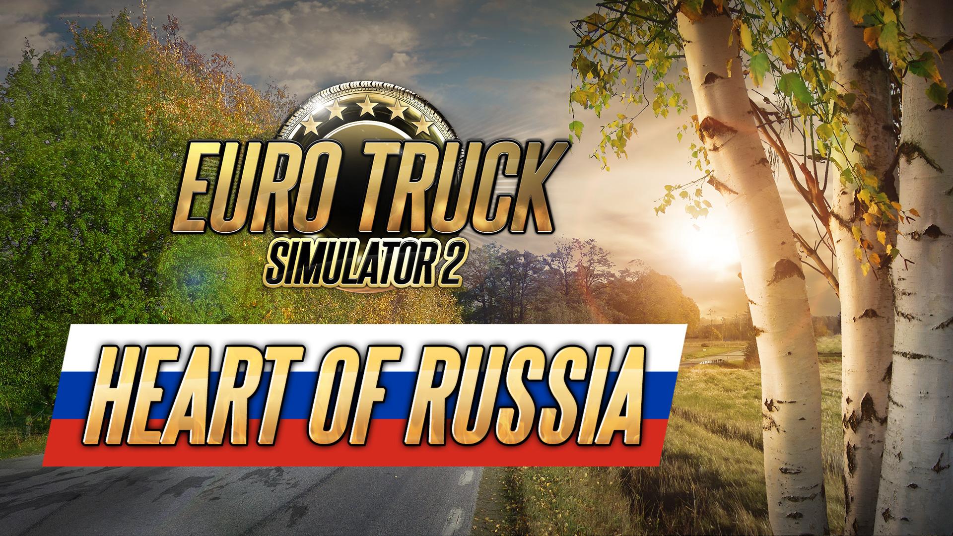 Další rozšíření pro Euro Truck Simulator 2 nás zavede do Ruska HOR