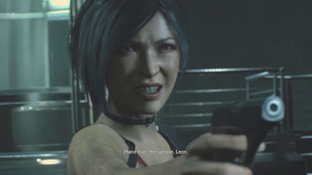 Kompletní příběh série Resident Evil, část první ada 2