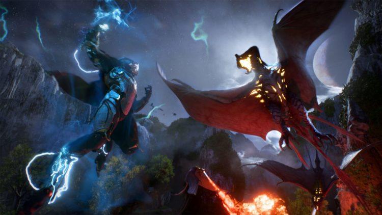 Režisér Anthem opouští BioWare anthem e