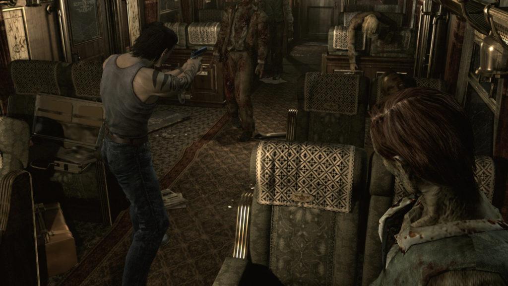 Kompletní příběh série Resident Evil, část první billy