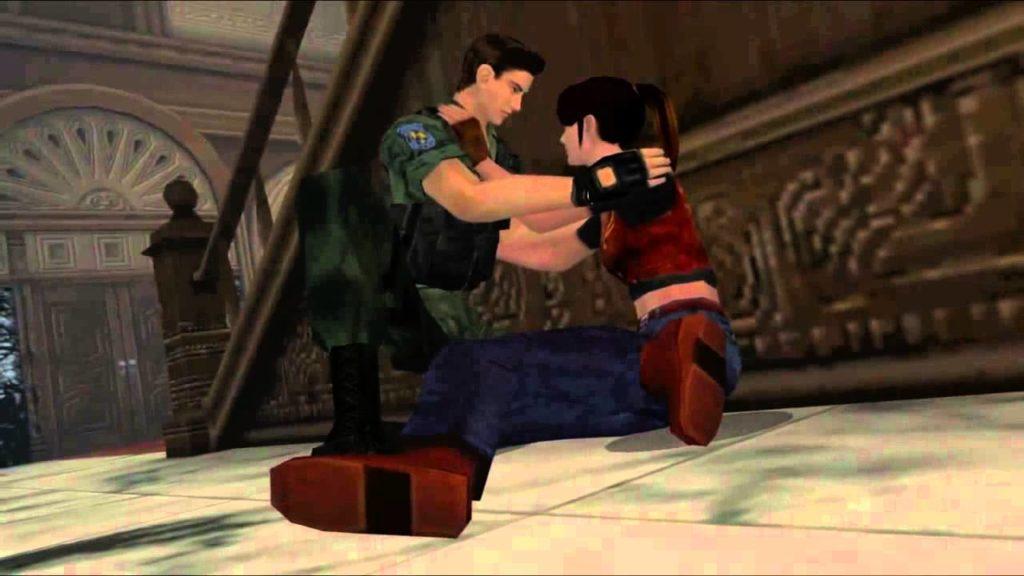 Kompletní příběh série Resident Evil, část první chris