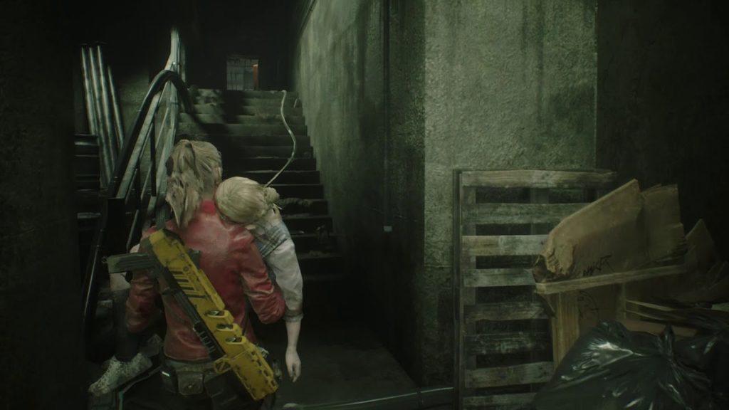 Kompletní příběh série Resident Evil, část první claire