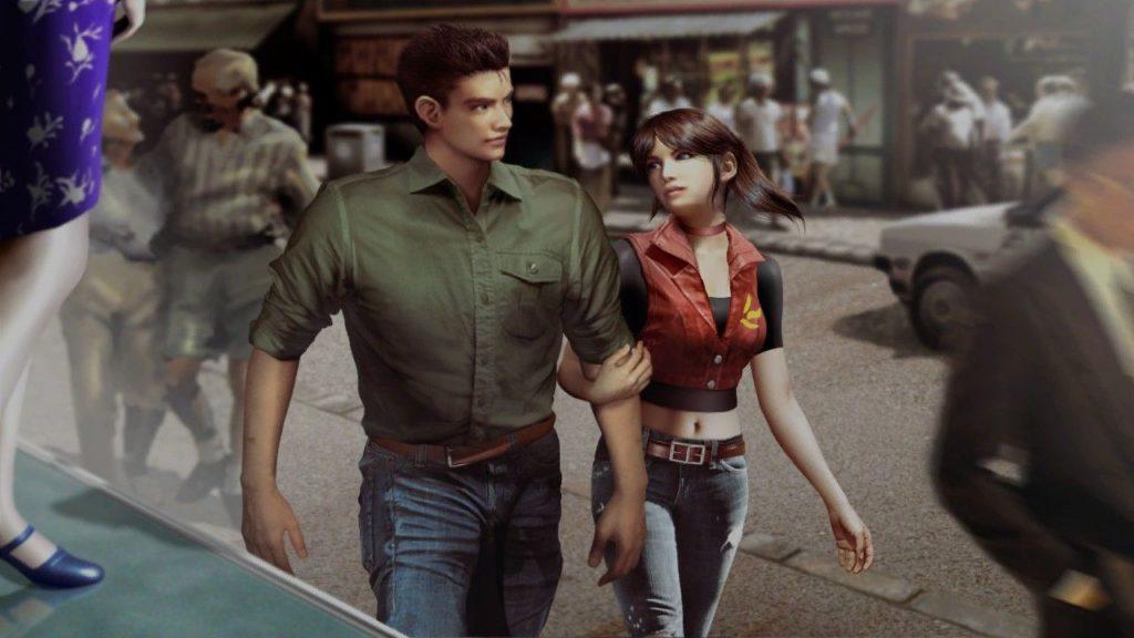 Kompletní příběh série Resident Evil, část první ending