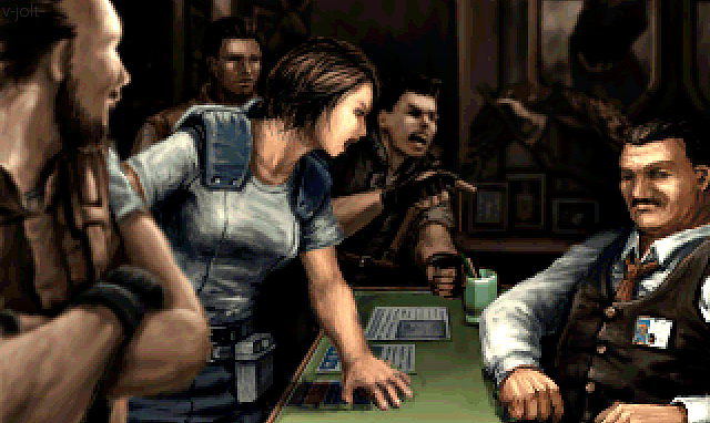 Kompletní příběh série Resident Evil, část první irons