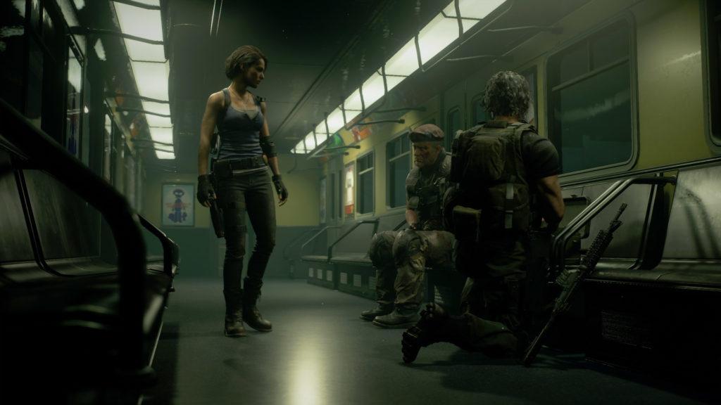 Kompletní příběh série Resident Evil, část první jill 1