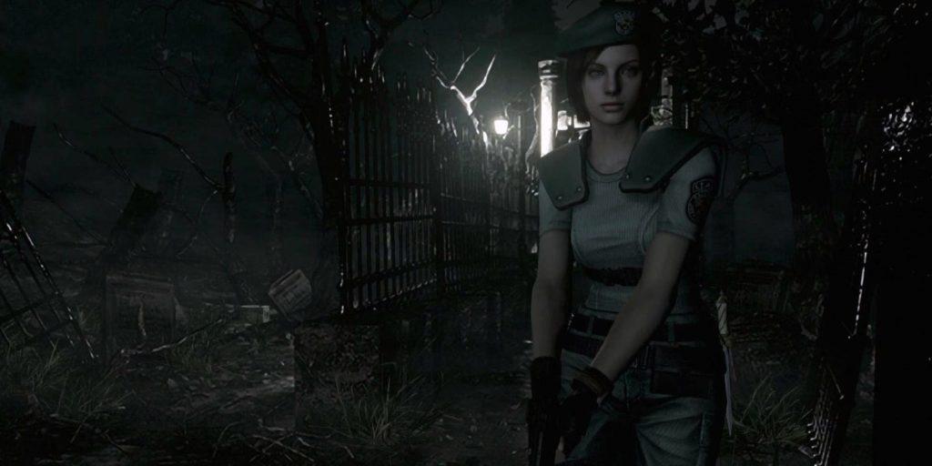 Kompletní příběh série Resident Evil, část první jill