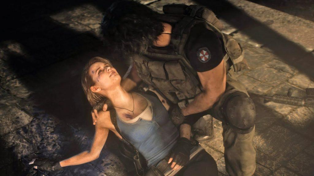 Kompletní příběh série Resident Evil, část první jillcarlos