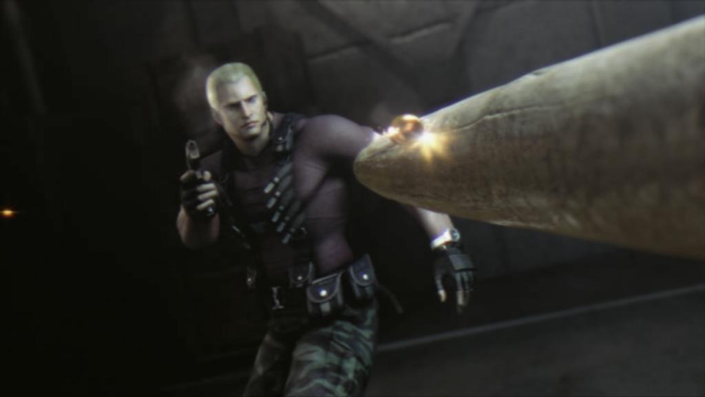 Kompletní příběh série Resident Evil, část první krauser