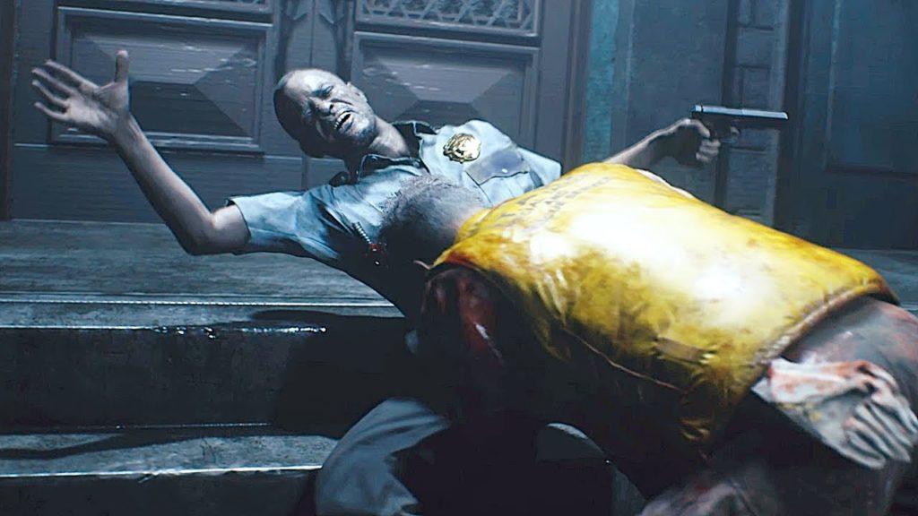 Kompletní příběh série Resident Evil, část první marvin