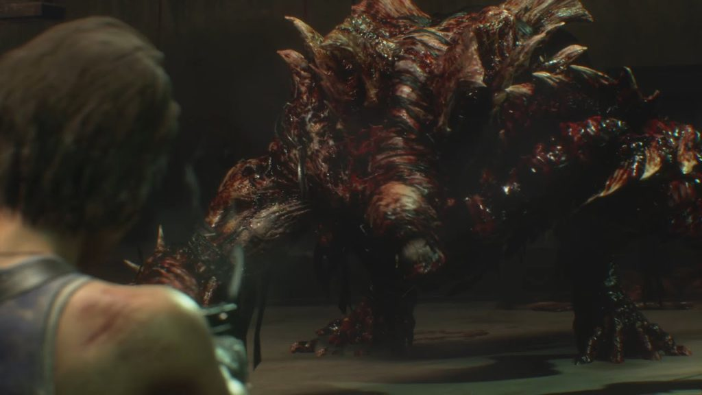 Kompletní příběh série Resident Evil, část první nemesis