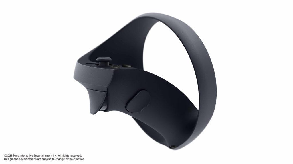 Oficiální představení ovladače pro PS5 VR psvrgalerie3