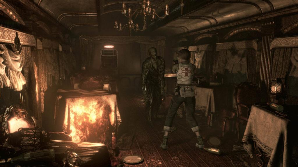 Kompletní příběh série Resident Evil, část první re0 1