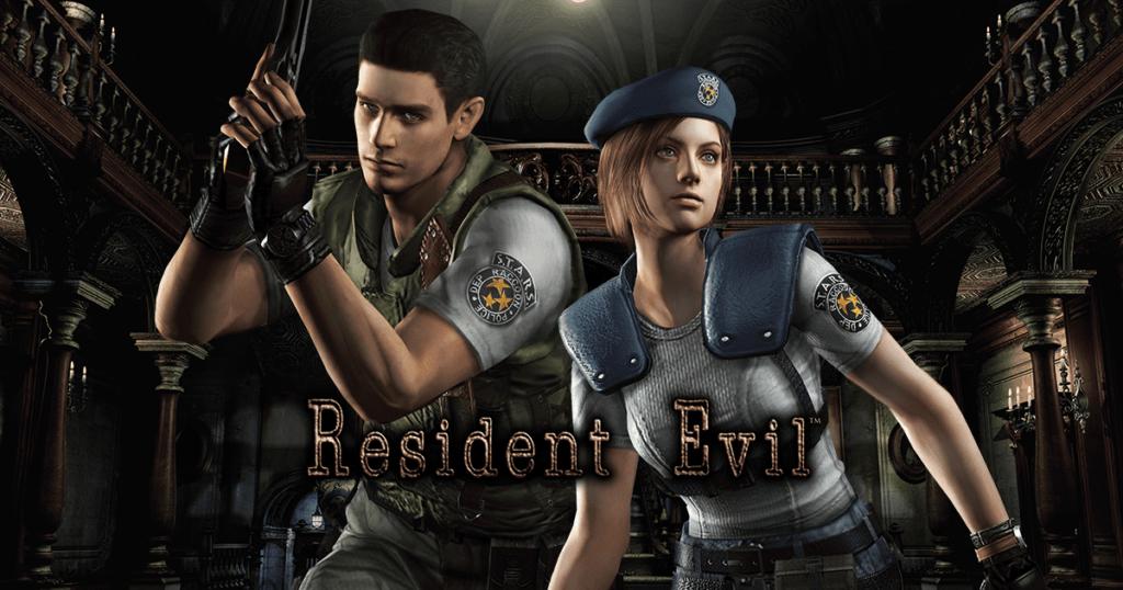 Kompletní příběh série Resident Evil, část první re1