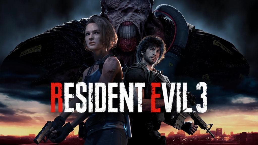 Kompletní příběh série Resident Evil, část první re3