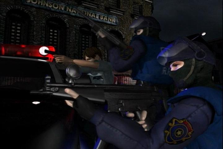 Kompletní příběh série Resident Evil, část první swat