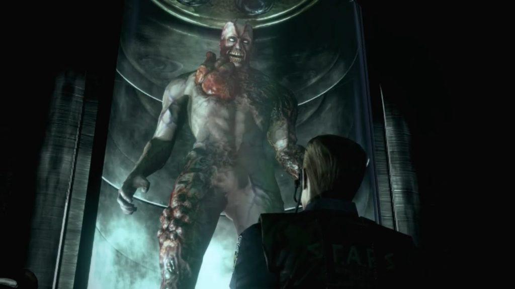Kompletní příběh série Resident Evil, část první tyrant