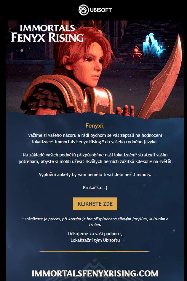 Ubisoft možná nad českou lokalizací nezlomil hůl ubisoft